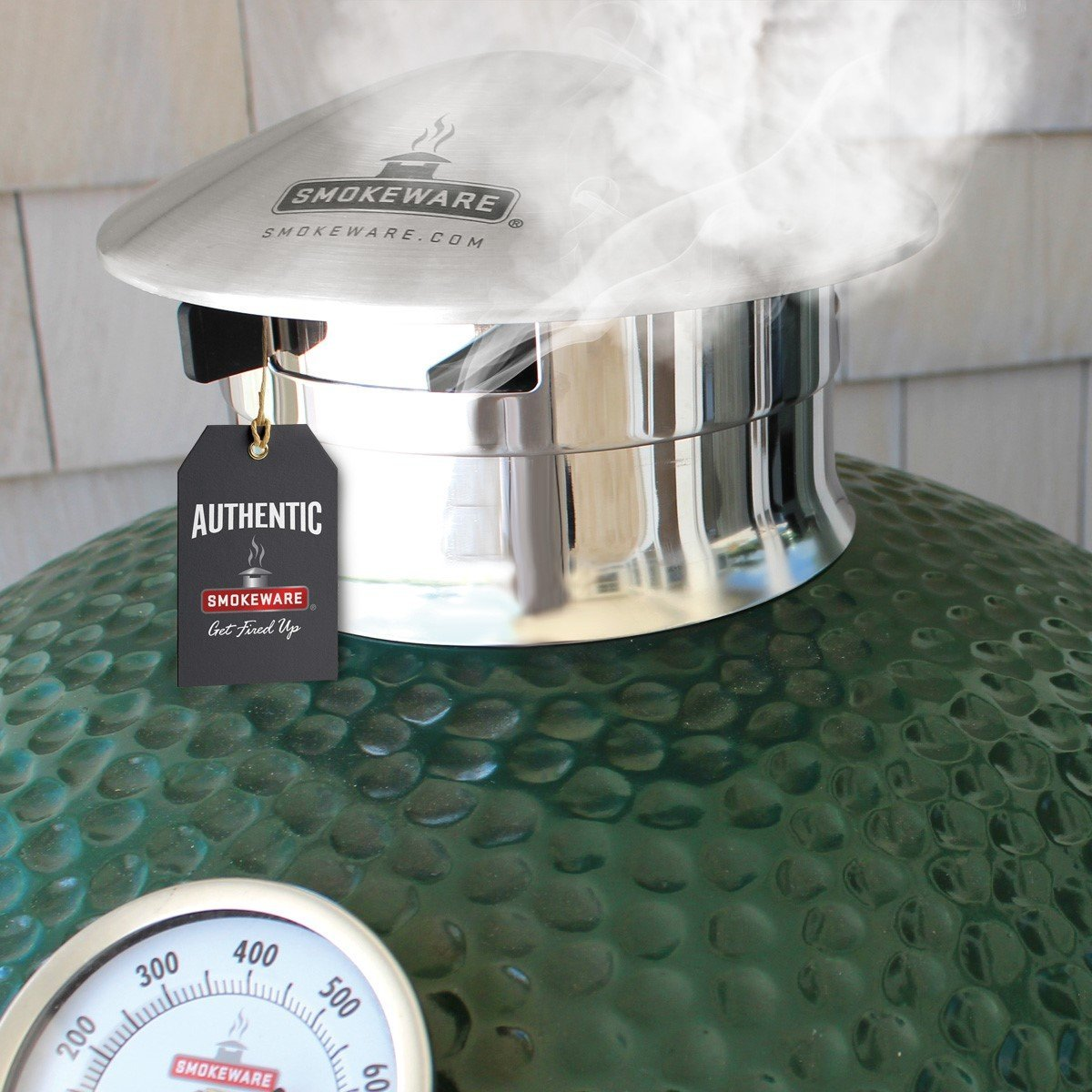 Smokeware Stainless Steel Vented Chimney Cap Review